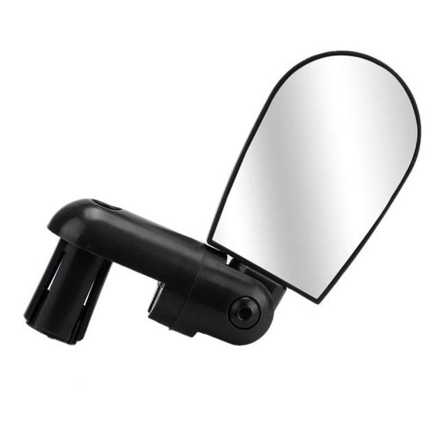 Mini Rotate Flexible Universal Bike Bicycle Rearview Handlebar Mirror