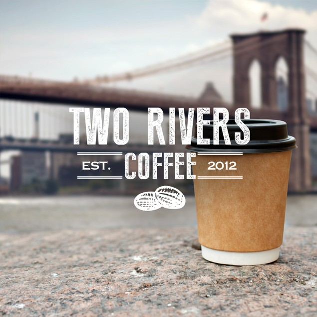 Two Rivers Coffee Decaf Pods for Keurig K-Cup Brewers,Variety Pack,40 Count