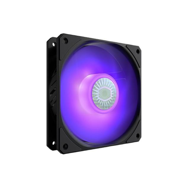 Cooler Master SickleFlow 120 V2 RGB Square Frame Fan with Customizable LEDS