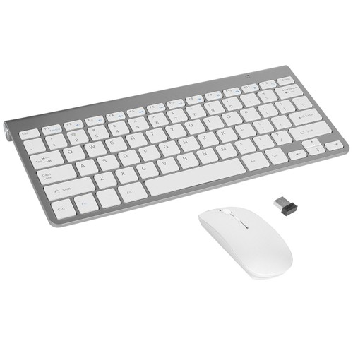 Wireless Keyboard and Mouse Combo 2.4GHz