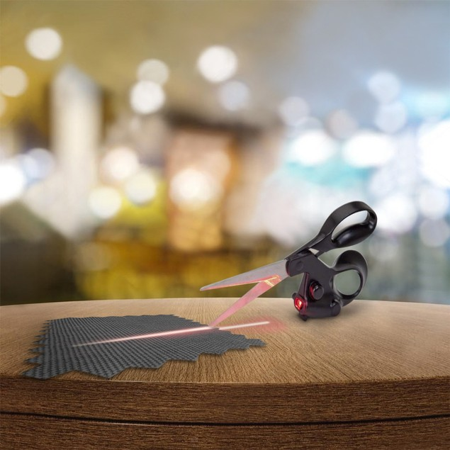 Perfect Cut Laser Scissors