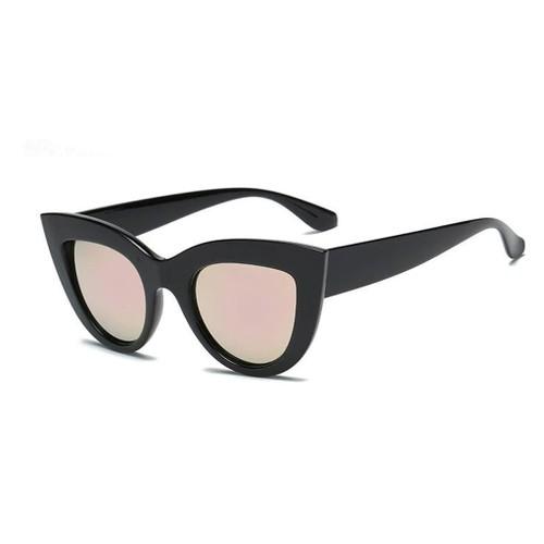 Novadab Cat's Eye Super Cute In Line Sunglasses