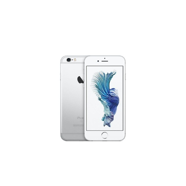 Apple iPhone 6s, AT&T, Grade B-, Silver, 16 GB, 4.7 in Screen