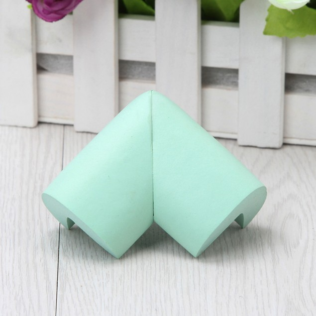 10Pcs Baby Safety Protection Children Anti-Collision Angle Random Color