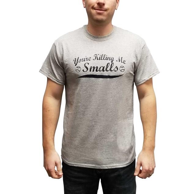 You're Killing Me Smalls T-Shirt The Sandlot Sand Lot Baseball Movie Quote