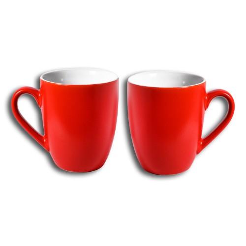 Homvare Porcelain Coffee Mug, Tea Cup, 10 oz