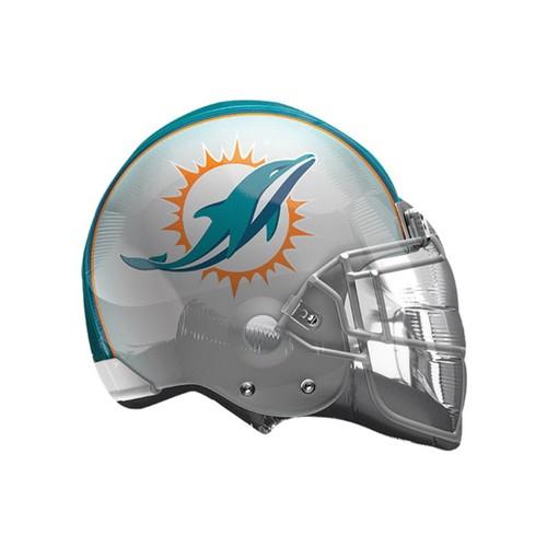 Miami Dolphins Helmet XL Balloon