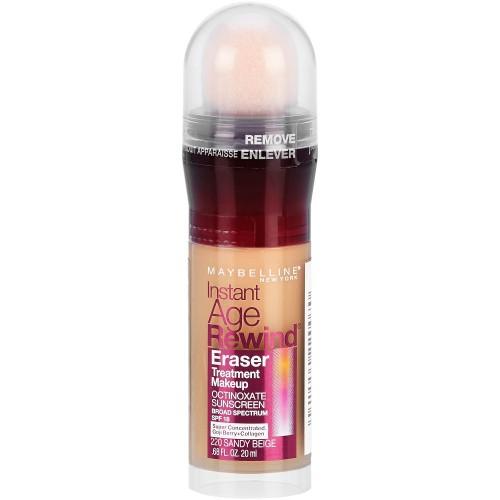 Maybelline New York Instant Age Rewind Eraser Treatment Makeup, Sandy Beig