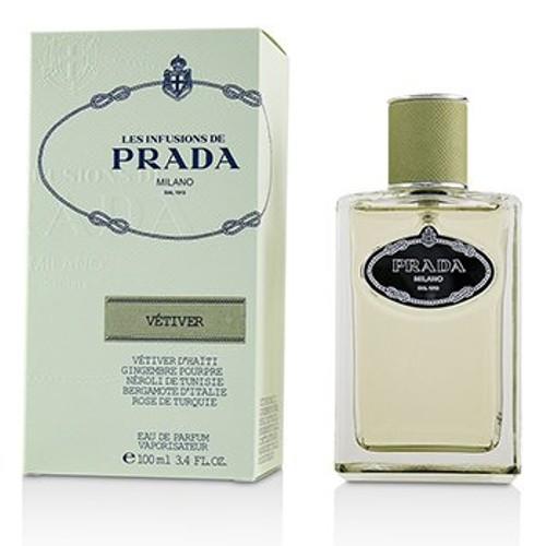 Prada Les Infusion De Vetiver Eau De Parfum Spray
