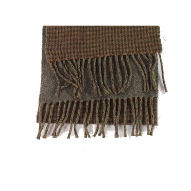 Polo Ralph Lauren Men's Gent's Reversible Scarf Brown Size Regular