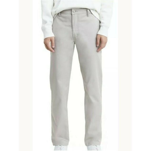 Levi's Men's 511 Slim Fit Hybrid Trousers Gray Size3X-Large
