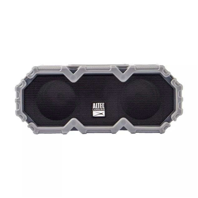 Altec Lansing LifeJacket Jolt 2 Speaker - Graphite Gray