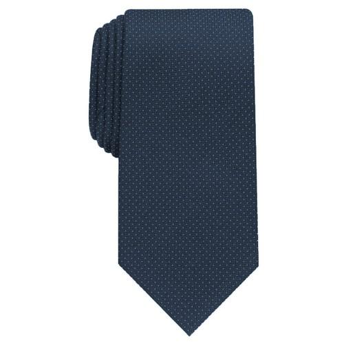 Perry Ellis Men's  Ruthven Micro-Dot Tie Navy One Size