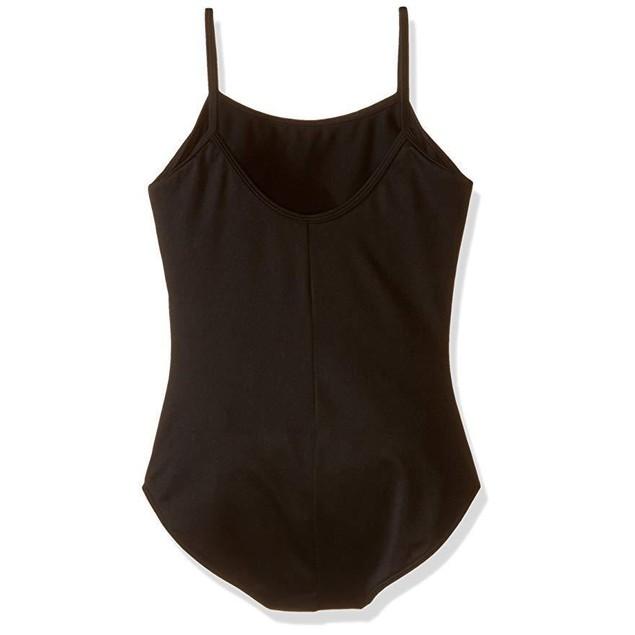 Bloch Girl's Essential Soft Camisole Leotard Sz:  8-10 Black