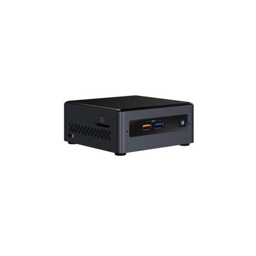 Intel NUC7CJYHN Barebones Mini PC Kit, Celeron J4005 2GHz, No OS