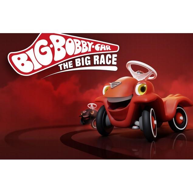 Big Bobby Car The Big Race Nintendo Switch Game