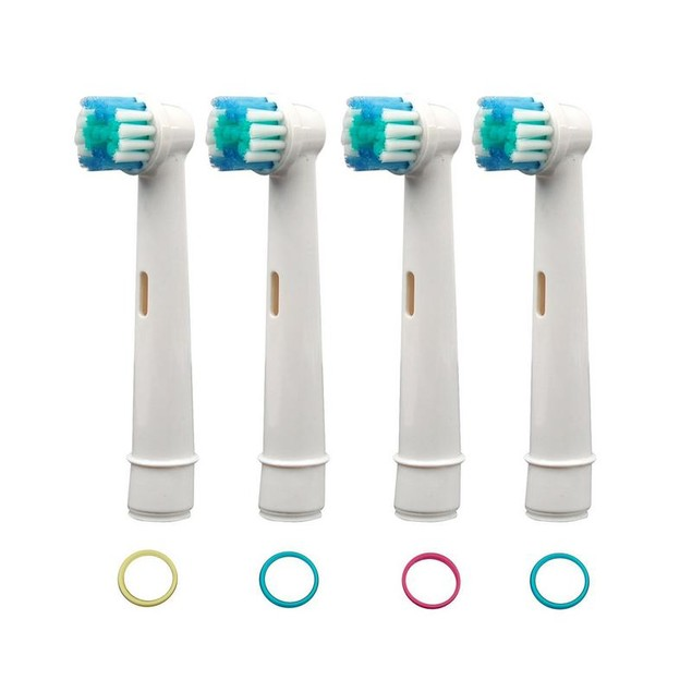 Oral B Compatible Replacement Toothbrush Heads
