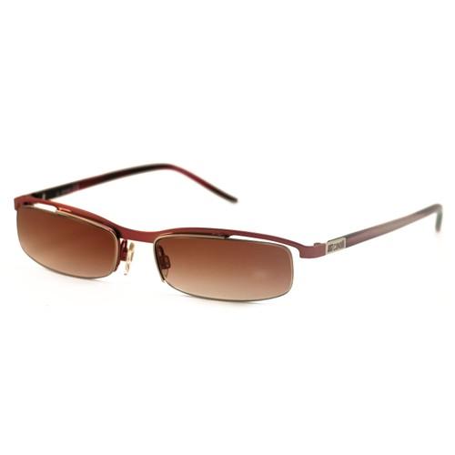 Just Cavalli Women's Sunglasses JC0054 355 Pink 52 17 135 Semi-Rimless Oval
