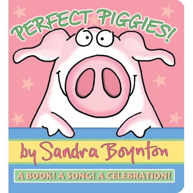 Perfect Piggies Book, Kids Books by Workman Publishing