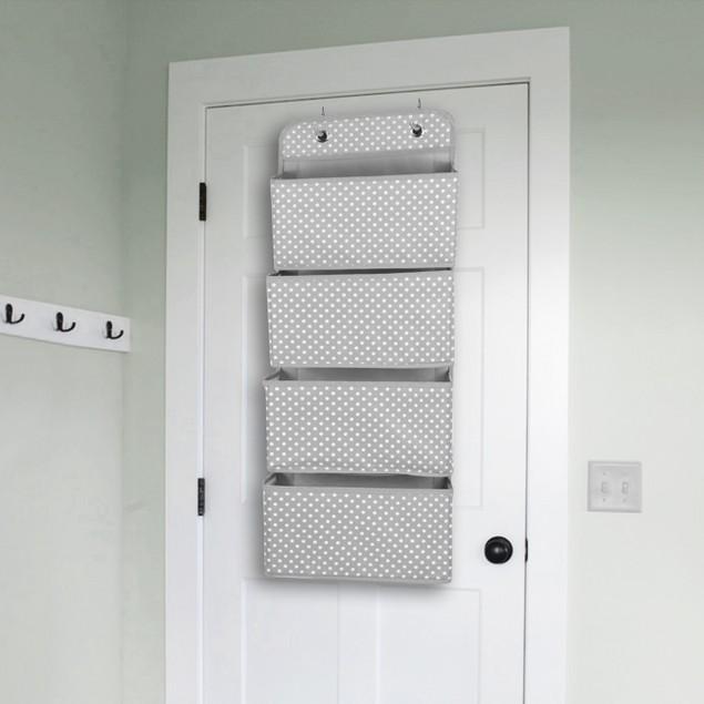 Over Door Storage Hanger | Pukkr