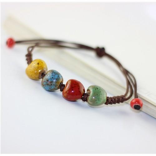 Ceramic Love Bangles for Women Accessories Bracelets