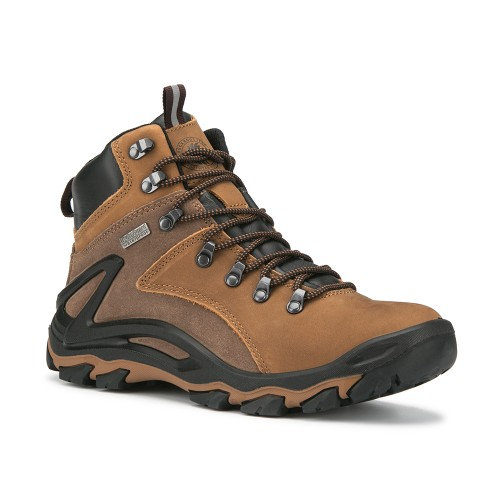 ROCKROOSTER 6'' Waterproof Leather Hiking Shoes