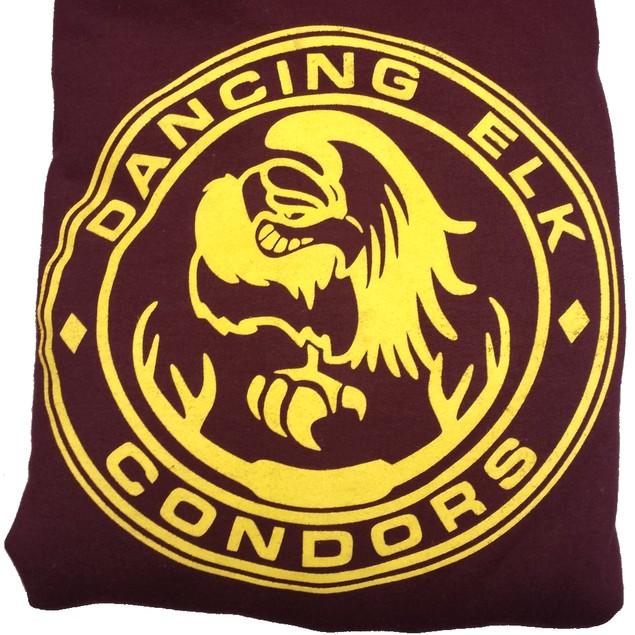 Paulie Bleeker's Dancing Elk Condors Hoodie