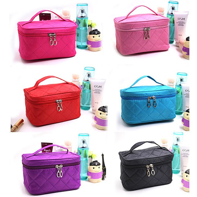 Colorful Make-Up Bag Perfect for Travel