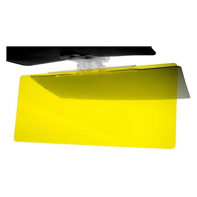 ZeroDark 2-in-1 Anti-Glare Day & Night Car Visor