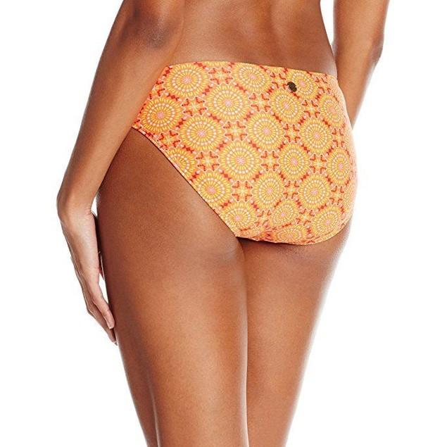 prAna Women's Lani Bottom, Neon Orange Sundial, X-Large