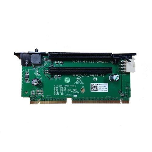 Dell Poweredge R720 PCIe Riser Board (Refurbished)