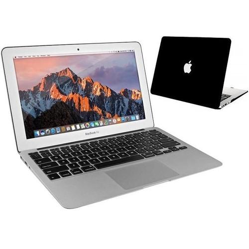 """Apple 11.6"""" MacBook Air MJVM2LL/A Bundle(Core i5, 4GB RAM, 128GB SSD)"""