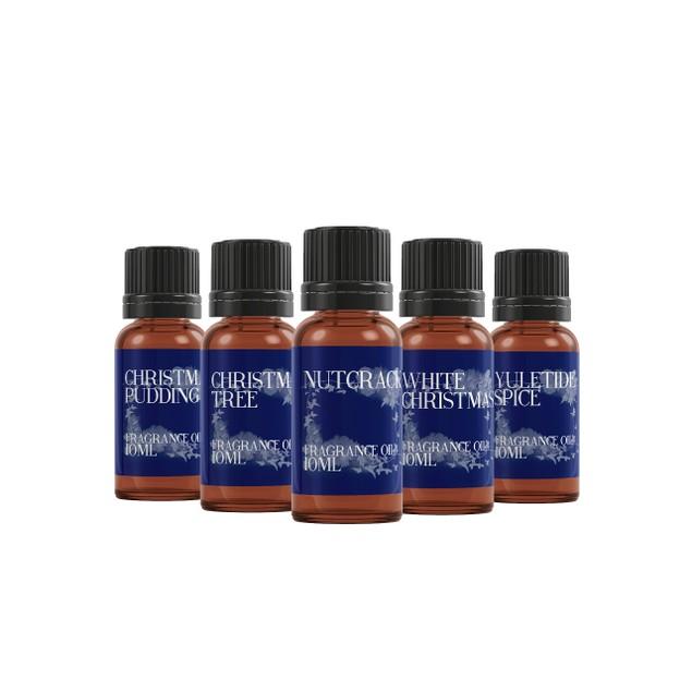 Mystic Moments Christmas Fragrant Oils Gift Starter Pack