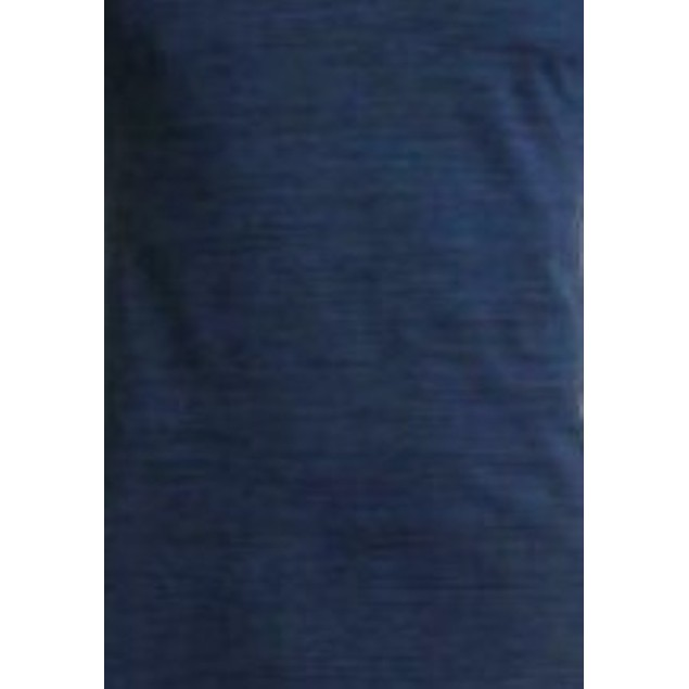 Attack Life by Greg Norman Men's 5 Iron Solid Polo Blue Size Small