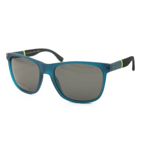Tommy Hilfiger Men Sunglasses  TH 1281/S Y94 Teal Full Rim 54 17 140