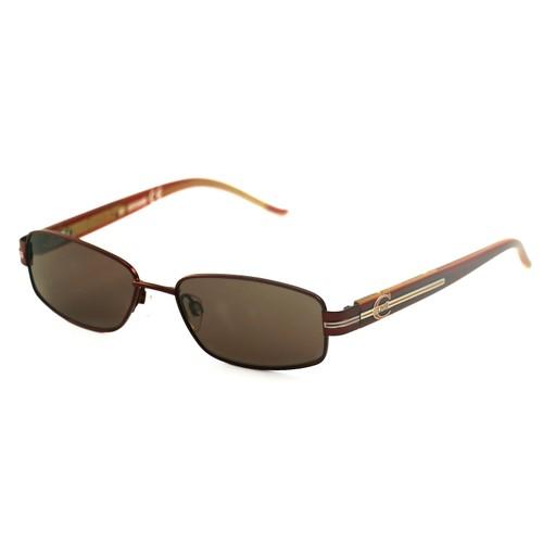Just Cavalli Women's Sunglasses JC0176 734 Brown 51 16 135 Full-Rim Oval