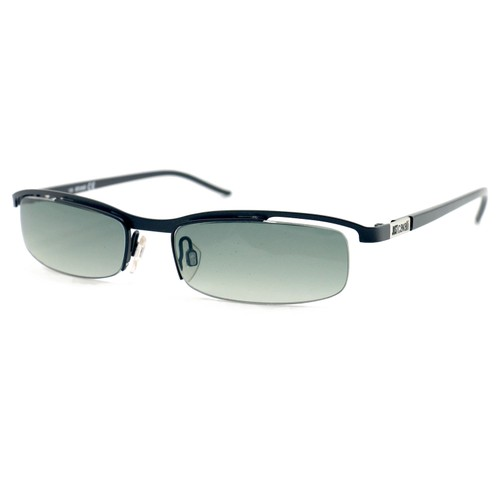 Just Cavalli Men's Sunglasses JC0054 0BR Black 52 17 135 Semi-Rimless Oval