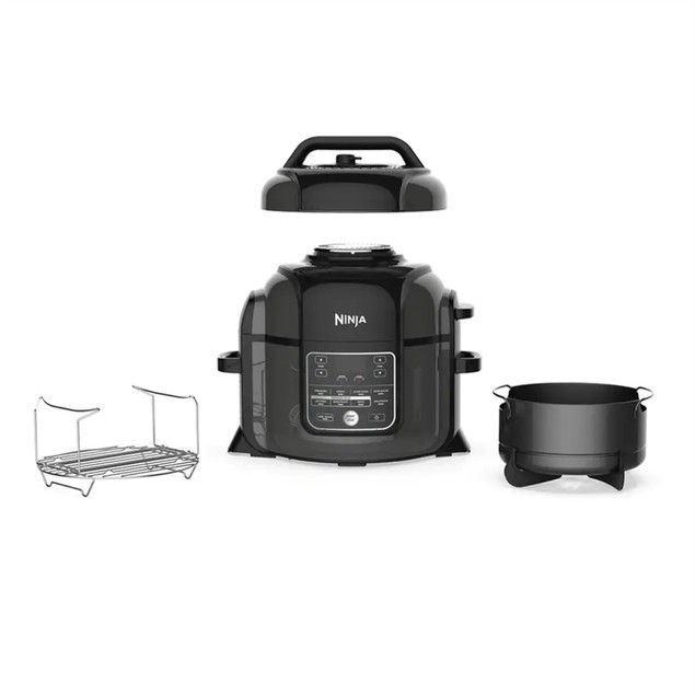 Ninja Foodi Foodi 6.5 Qt Pressure Cooker (Certified Refurbished)