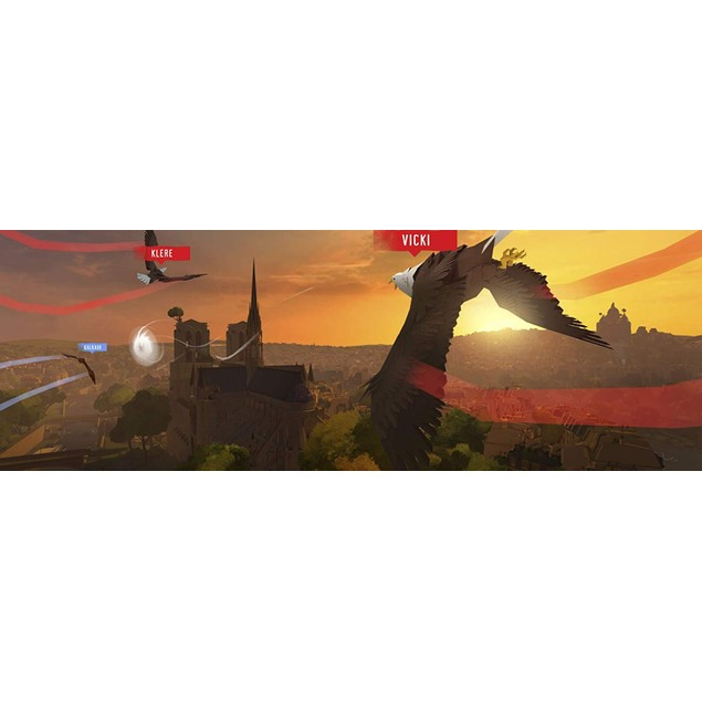 Eagle Flight VR, PlayStation 4 PS4 PSVR