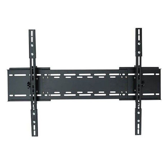 "Low-Profile Fixed TV Wall Mount w/ Bubble level 50""-100"" 220 Lbs Max"