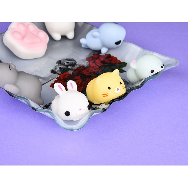 Adorable Super-Cute Mini Squishies Gift Set