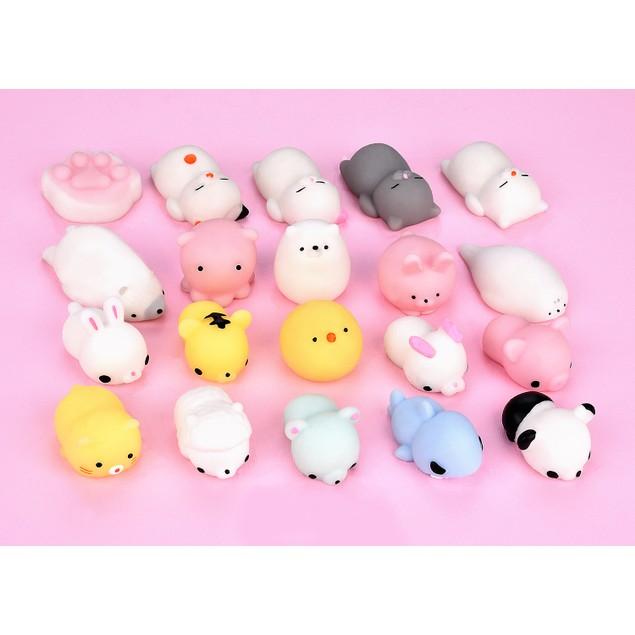 Adorable Super-Cute Mini Squishies Gift Set