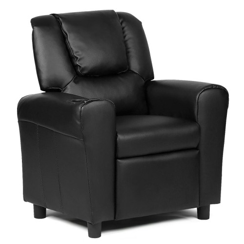 Costway Kids Recliner Armchair Children's Furniture Sofa Seat Couch Chair w