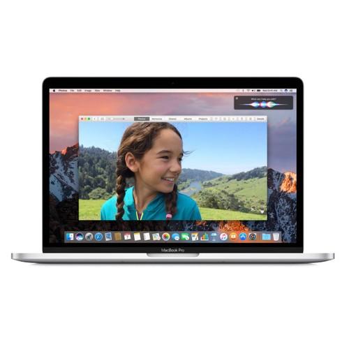 Macbook Pro 15.4 Silver 2.9Ghz Quad Core i7 (2016) 16GB-64GB-MLW82LLAB