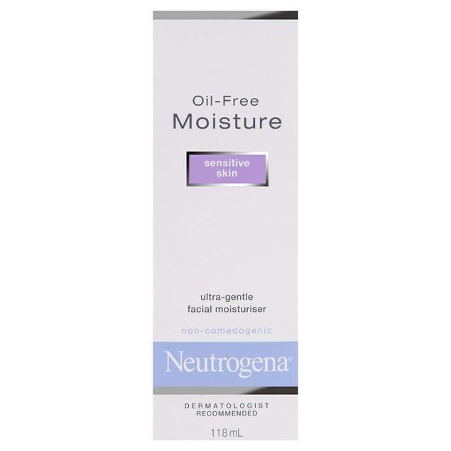 Neutrogena Oil-Free Daily Facial Moisturizer, 4 fl. oz