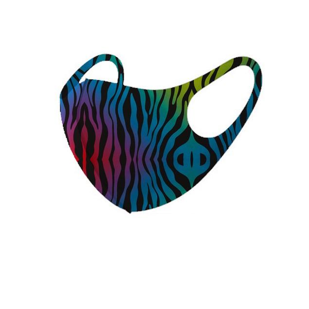 5-Pack Printed Neoprene Masks