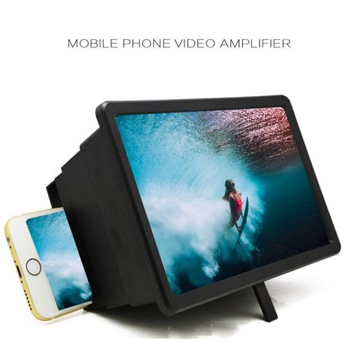 Screen Magnifier for Smartphone (Mobile Phone 3D Magnifier Projector Screen)