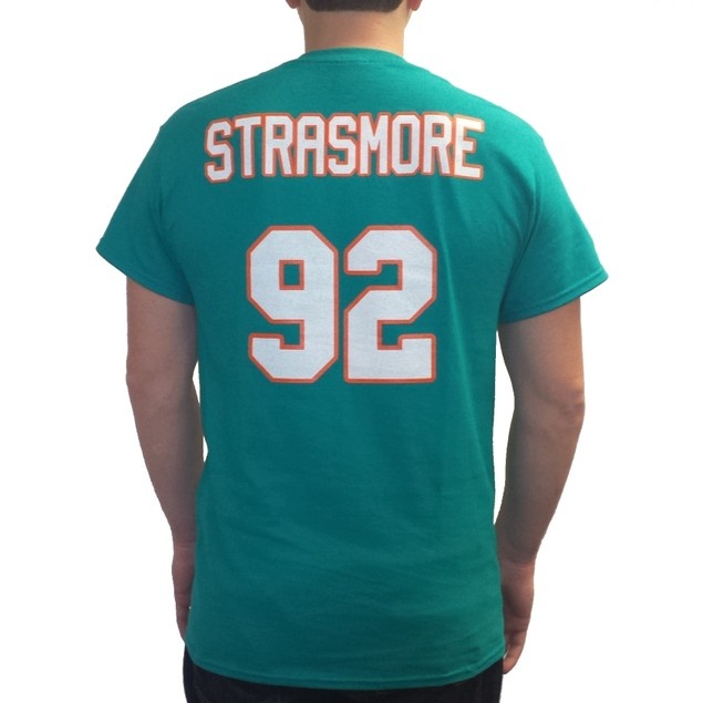 Spencer Strasmore #92 Miami Jersey T-Shirt