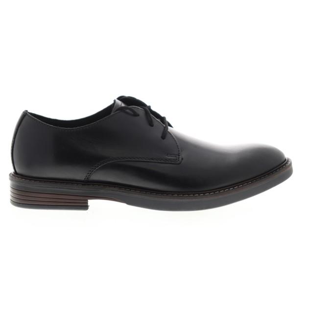 Clarks Mens Paulson Plain Dress Shoes