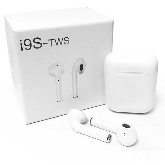 Wireless Headset Bluetooth Headphones Stereo Twin Earbuds